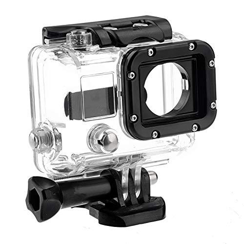 Unbekannt 30 in 1 GoPro Zubehör, Action Camera Zubehör ST-30 Skeleton Schutzgehäuse ohne Linse for GoPro HERO3, Open Side for FPV, ohne Kabel, hohe Qualität