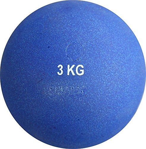 Peso da lancio da palestra con rivestimento in plastica 3,00 kg