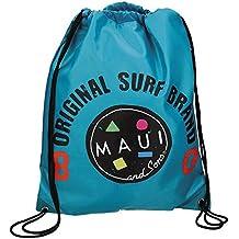 f74aa9115 Maui and Sons Cali Mochila Infantil, 44 cm, 0.77 litros, Azul