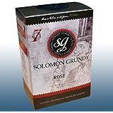 Homebrew & Wine Making - Solomon Grundy Original - 30 Bottle Rose Wine Ingredient Kit