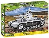 COBI WW2 2523 - Panzer III AUSF.E