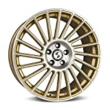 Felge etabeta VENTi-R 8,5x19 5x120 ET42 72.6 5G2 (BMW) Mattgold poliert