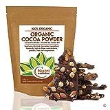 Cocoa powder, Organic vegan, dark chocolate ingredient, unsweetened, dairy free, ideal for baking