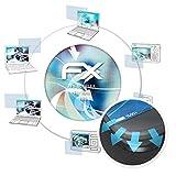 atFolix Schutzfolie passend für Haier L53 Folie, ultraklare & Flexible FX Bildschirmschutzfolie (3X)