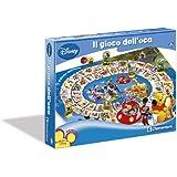 Clementoni 12928 Disney - El juego de la oca
