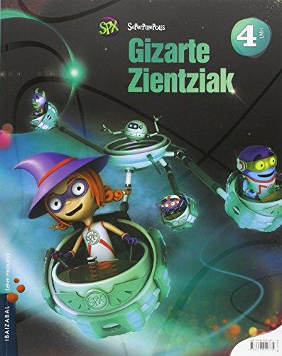 Gizarte Zientziak Lmh 4 (Superpixepolis proiektua) - 9788483949375 por José Javier García Iglesias