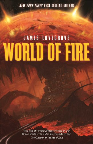 World of Fire (Dev Harmer Mission)