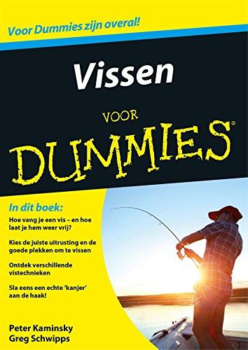 Vissen voor Dummies (Dutch Edition)