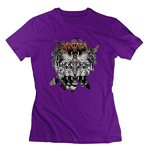 Nana-Custom Tees -  T-shirt - Donna viola XL