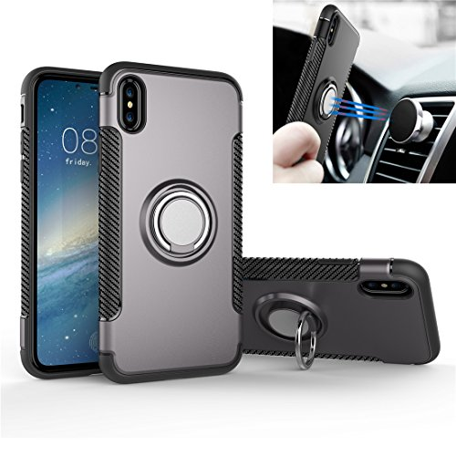 custodia iphone x antiurto 360