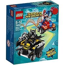 Lego Super Heroes 76092 - Mighty Micros: Batman Contro Harley Quinn