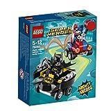LEGO - DC Comics Super Heroes - Mighty Micros : Batman contre Harley Quinn - 76092 - Jeu de Construction