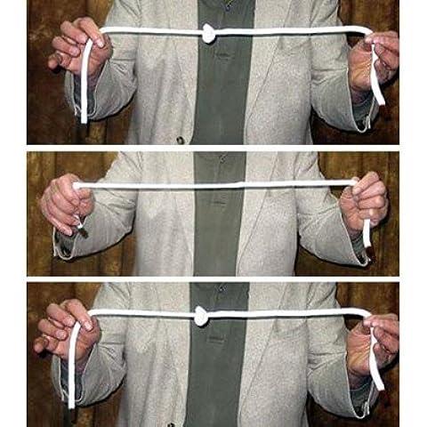 Knots So Fast - Il nodo nella corda che cade - Knots So Fast (Amazing Knot) - Magia con le corde - Giochi di Prestigio e Magia