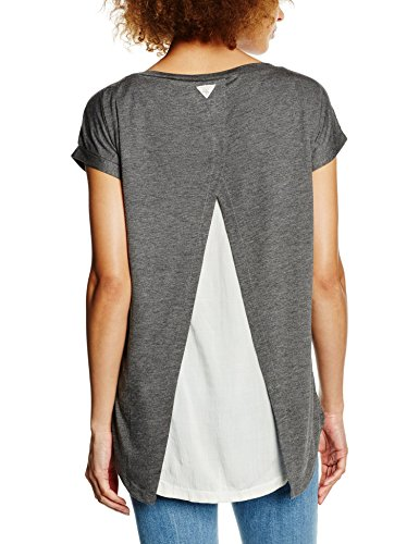 Mod8 SP16-TS182 - T-Shirt - Femme Gris (Grey melange 112)