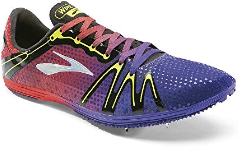 Brooks Herren Laufschuh Spikeschuh Leichtathletik Schuh The Wire 3 mehrfarbig