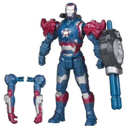 Marvel Iron Man 3 Assemblers -Iron Patriot [UK Import]