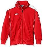 JAKO Herren Jacke Copa, Rot/Weiß, XL, 55977