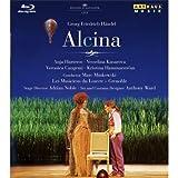 Haendel:Alcina [Blu-Ray Disc]