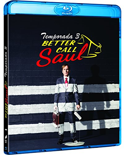 Better Call Saul - Temporada 3 [Blu-ray]