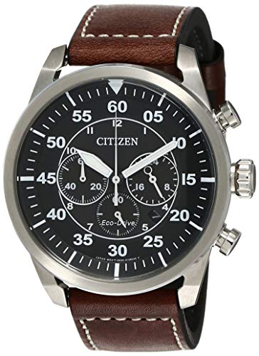 Citizen Eco-Drive CA4210-16E Test