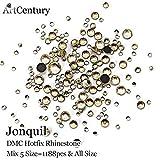 ASTONISH Hot Fix hierro en el TC6 SS10 SS16 SS20 SS30 transferencia de junquillo de mezcla en caliente Topshine 1188pcs brillos de diamantes de imitación de revisión para diseño de boda