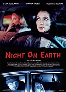 Night on Earth Affiche du film Poster Movie Nuit sur terre (11 x 17 In - 28cm x 44cm) Swedish Style A