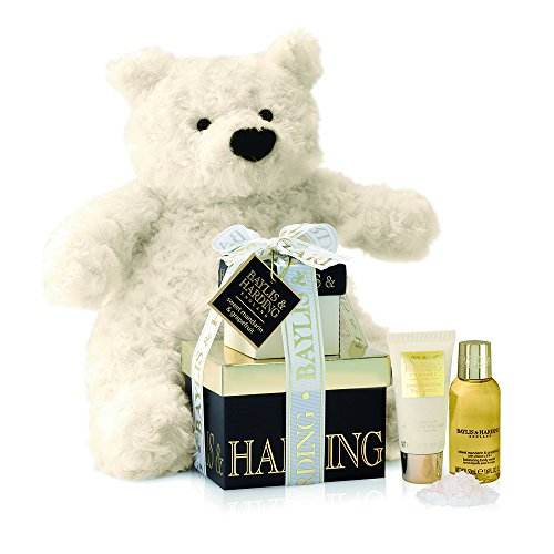 Baylis & Harding Sweet Mandarin and Grapefruit Plush Bear Toy