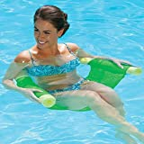 Best Piscine Swimways bambino - (Set/2) Swimways Floating Pool Noodle Sling Mesh Chairs Review