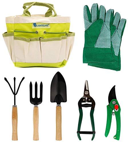 Lantelme 5124 Plantas/Jardín Juego de herramientas con...
