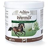 AniForte Formula di Vermi Monodose 250g per Cavalli, Completamente Naturale, Gentile e liberatorio, Trattamento vermifugo, Più comodo delle compresse, Prevenzione, Formula potente e sicura