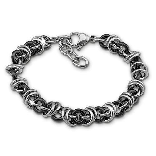 amello-armband-keramik-ringe-schwarz-damen-edelstahlschmuck-esax39s8