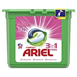 Ariel 3in1 PODS Vollwaschmittel Frühlingsfrische, 24Waschladungen