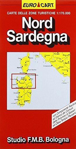Nord Sardegna 1:170.000 (Euro Cart)