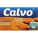 Calvo Mejillones en Escabeche - 115 g