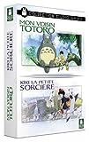 Totoro;kiki la petite sorcière