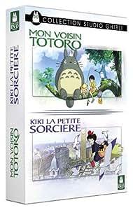 Mon voisin Totoro / Kiki la petite sorcière - Coffret 2 DVD