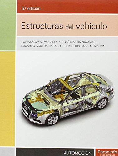 ESTRUCTURAS DEL VEHICULO por EDUARDO;GARCÍA JIMÉNEZ, JOSÉ LUIS;GÓMEZ MORALES, TOMÁS;MARTÍN NAVARRO, JOSÉ ÁGUEDA CASADO