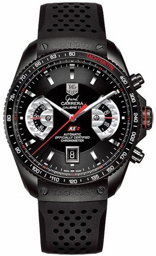 TAG Heuer Grand Carrera Chronograph Calibre 17 RS CAV518B.FT6016