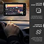 Dash Cam Front and Rear Camera FHD 1080P with Night Vision and SD Card Included, 3 Inch IPS Screen Dash Cam for Cars, 170°Wide Angle Dashboard Camera DVR Motion Detection Parking Monitor G-Sensor HDR 10