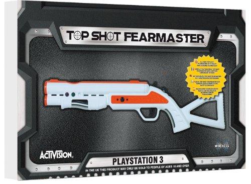 Gun Elite Top Shot (PS3 -  Pistole Top Shot Fearmaster Gun)
