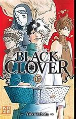 Black Clover T17 de Yuki Tabata