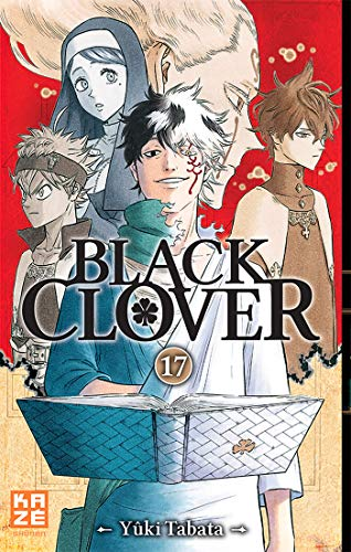 Black Clover Edition simple Tome 17