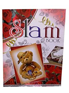 Slam Book Design 3 (Set of 5) (Colors & Designs May vary)
