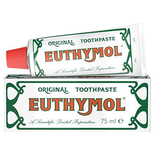 Euthymol Original Toothpaste. -