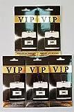5x caribi VIP Auto, Zuhause oder Büro Lufterfrischer mit Parfume Duft von & # x2116; 500–CREED Aventus