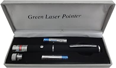 Emob Green Laser 5Mw Pointer Pen