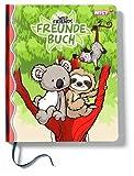 1 Freundebuch DEUTSCH Wild Friends 15x18cm