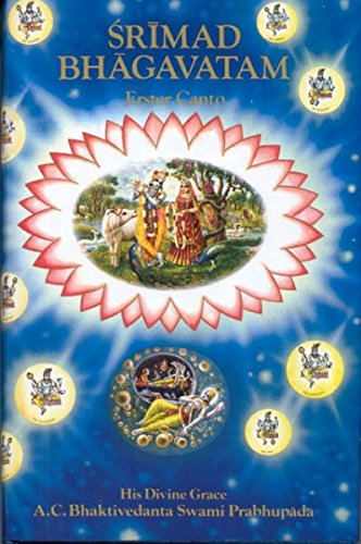 Srimad Bhagavatam: Erster Canto