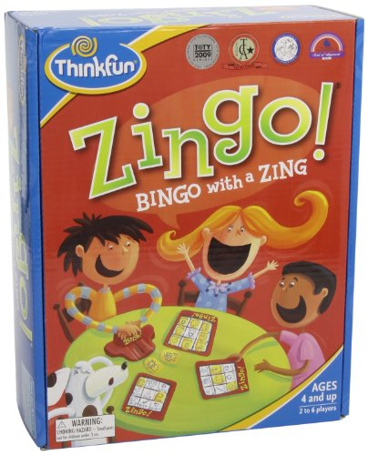 Zingo!: Bingo With a Zing