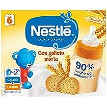 NESTLÉ Leche y Cereales Galleta - Paquete de 2 unidades de ...